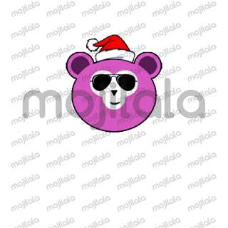 Santa Bear - a true companion for all winter holidays! :) Have fun with him!