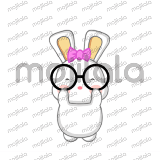 Cuteness awaits with this adorable chubby rabbit! :) Have fun with him!