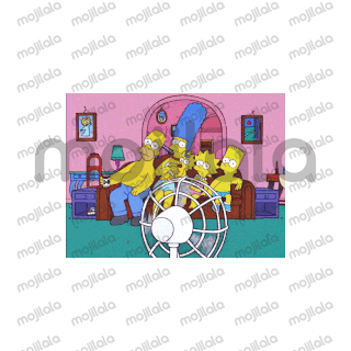 Simpsons gifs package