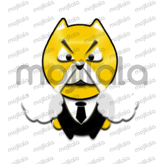"it's more easy to deliver your feeling with animation & make the receivers easy to understand your feeling. You will love ""Yoctero Dog Funny Emotion animation""."