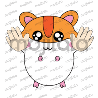 A cute lovely hamster, just check it xD
