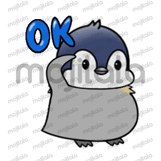 Bwee is a penguin with mochi cheeks. They are not edible. Do not mess with Bwee.