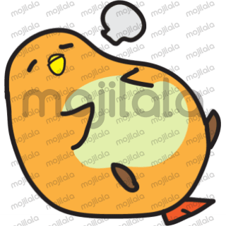 Hi hi! My name is Orangy. I'm an orange canary and pleased to meet you! XD I'm learning to fly, but my belly is too big T_T