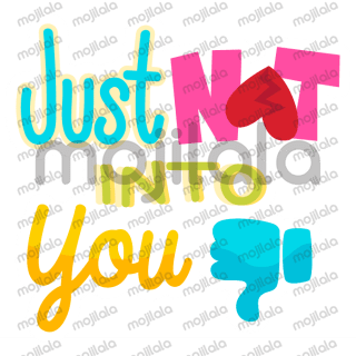 "Feeling your relationship is dysfunctional? Express yourself with this set of ""love"", ""not so loved"" stickers - Have fun!!"