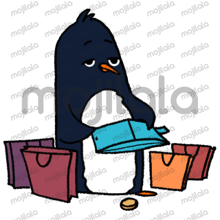 Are you sad? Penguin is too!