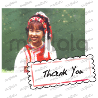 farm girl greeting card