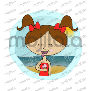 Lovely Suzie to bring a smile to your face. Suzie is loving, caring, adventurous and fair. Set of 40 Stickers