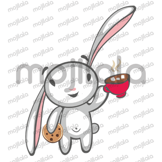 FunnyBunny - just a cute rabbit.