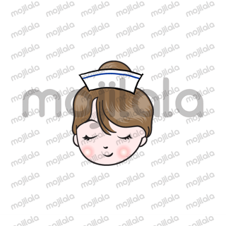 big eyes nurse so kind