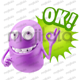 New Wooby Colorful Stickers. Use these stickers to win your friends over with laughter!
