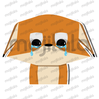 Don't you think foxes are adorable? Ricky is one of them. Laconic, understandable and right emotions. Try to express love, furry, sadness, happiness and so other emotions in your conversations by these stickers.