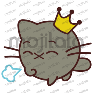 Get ready for the fabulous feline who will make sparkles in your chat!