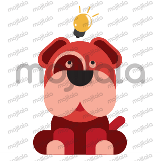 Bulldoggy is a cute little bulldog who lives in his own kingdom and enjoying his simple life alone.