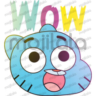 Say Hello To Gumball ,,