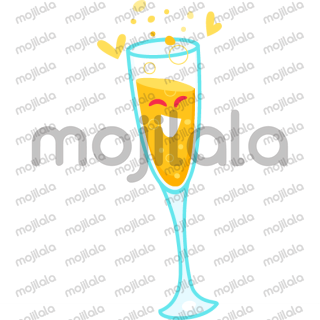 Getting ready to get all dolled up, teary declarations of love and dancing drunk? Then you will need these stickers!! Decorate your bridal shower chats, in an all-out fun way with this fun set of Bachelorette Party stickers!!!  Happy Celebration!!!