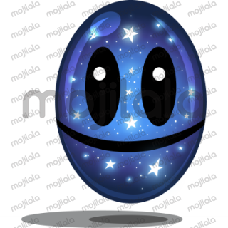 Lupy- cosmo pet from Space. Beautifully cute and waiting for you! ;)