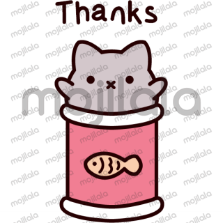 Get ready for these kitties that pop up from cans! Enjoy your day chatting with these canned cats!