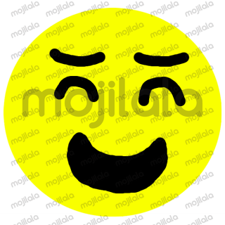 These emoji's are a bunch of derp faces.