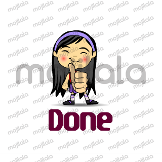 Suity mood stickers .