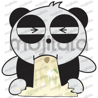 This sticker app has the biggest collection of Panda stickers. So why are you waiting? Just download and start sending Panda stickers to your friends.