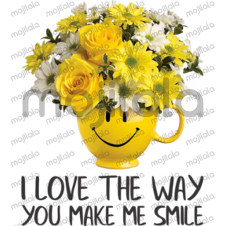 Express your love with flowers