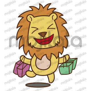 Get going and roar with Reo - The Cute Lion