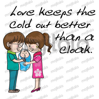 greeting card with love so sweet
