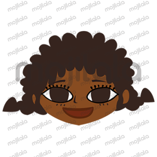 These emojis are multicultural images depicting common emotions that we all experience.