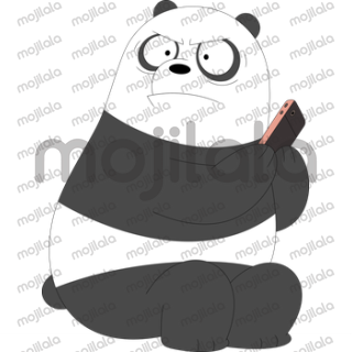 These are fun bear stickers for users to use!