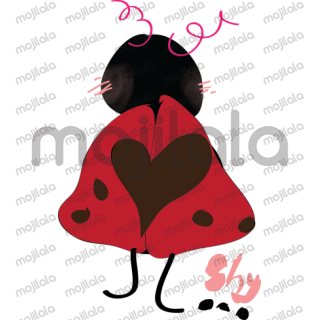The cutest ladybugz only available in mojilala. Thank you for your support and your love! Download them now!