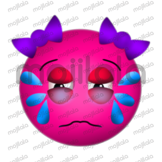 Share your emotions with Orbette, Cute and simple... ;D. Set of 15 stickers