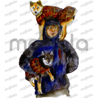 From Shiba Inu Sisters and friends, let us present you winter theme