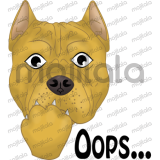 PitBull Emoji's For Pitbull Lovers and enthusiasts!