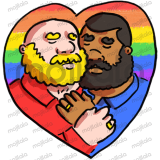 This year share the beauty of the LGBTQ community by chatting up a storm with this pride sticker pack! Created in collaboration with amazing artist Patrick (bearpadshop on Instagram), these stickers remind us of the diversity in the queer community.  We've made tons of progress but there's a lot that remains to be done. Profound change happens by educating and spreading the love that we have in our community. Share these with your straight friends and family members and let them see that our love is same as their love. Follow yassmoji on Instagram and see what other fun stuff we are up to. Our goal is to educate this world about the magic of queer culture through emojis!