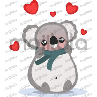 This little adorable Koala's favourite treats are lollipops. He makes sure to eat one or two....or more, whenever he gets the chance. Together with his best friend, Pandi, they create many laughs, belly aches and get in a little trouble.