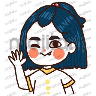 This stickers set feature exaggerate comical expression that are ideal and fit for daily conversations. Use this and your conversation will reach a new level.