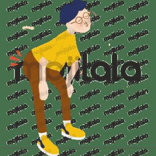 a stupid yellow boy