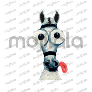 Emojis and stickers for horse lovers
