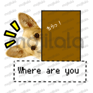 Check out my original Welsh Corgi stickers!  Express yourself, tell your friends and families how you feel with these adorable Welsh Corgi stickers!