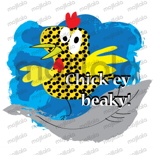 Chick-ey exclamations of aproval for a positive day!