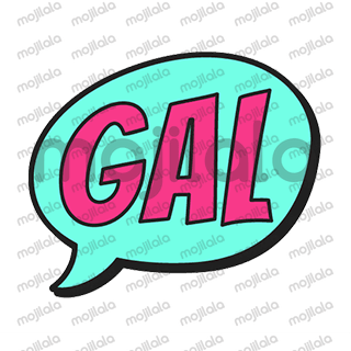 Sassy and feisty stickers curated just for you!