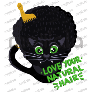 Cute Unapologetically Black Panther