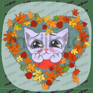 Hey! It's fall outside!
