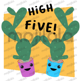 The return of the lovable cactus friends who love to give free hugs.