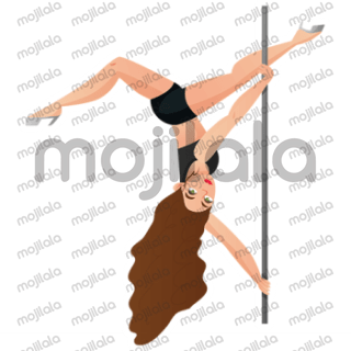 Very cute, cool, fun and clean pole dancers stickers! Impress and delight your friends with the only pole dancers stickers and emojis in the world!