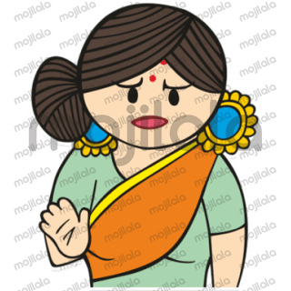Tuntuni is a fun loving Indian Bong housewife who loves to talks all time, reacts to every situation. She is full of life. Make your chats lively and interesting with her.