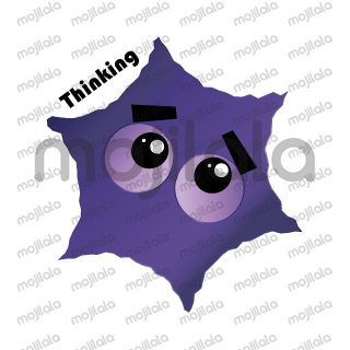 Moods of a purple star, starting from 12:01 AM to 11.59 PM