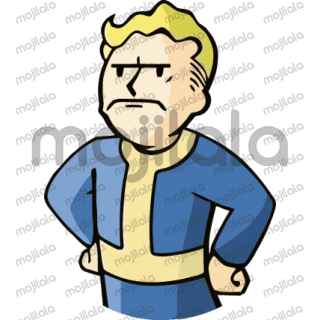 Some Fallout Stickers.