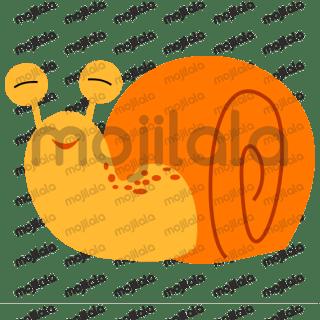 Cute, Slow Snail Stickers!