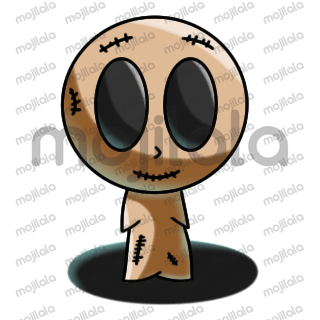 Burlap character.... He is here to stay! Help him succeed in daily life by using him to share your emotions. Set of 10 characters. Share for more... :)